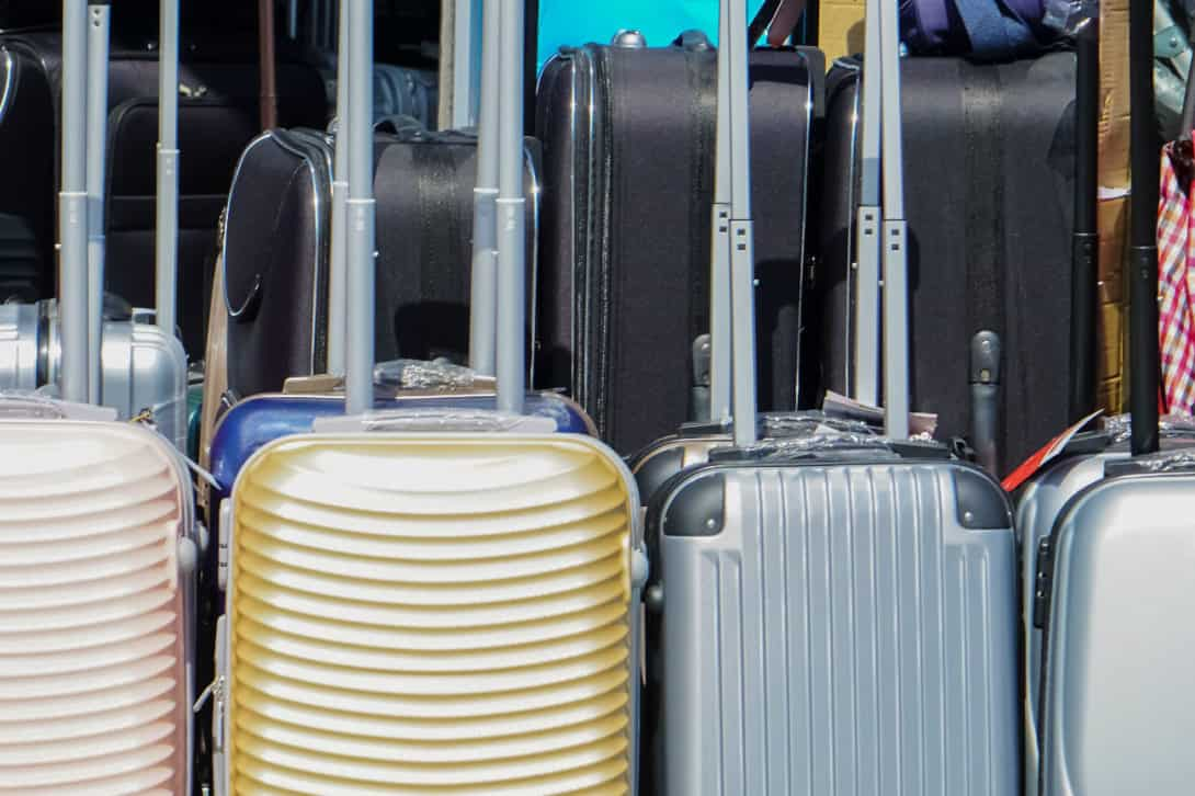 Checked luggage hacks