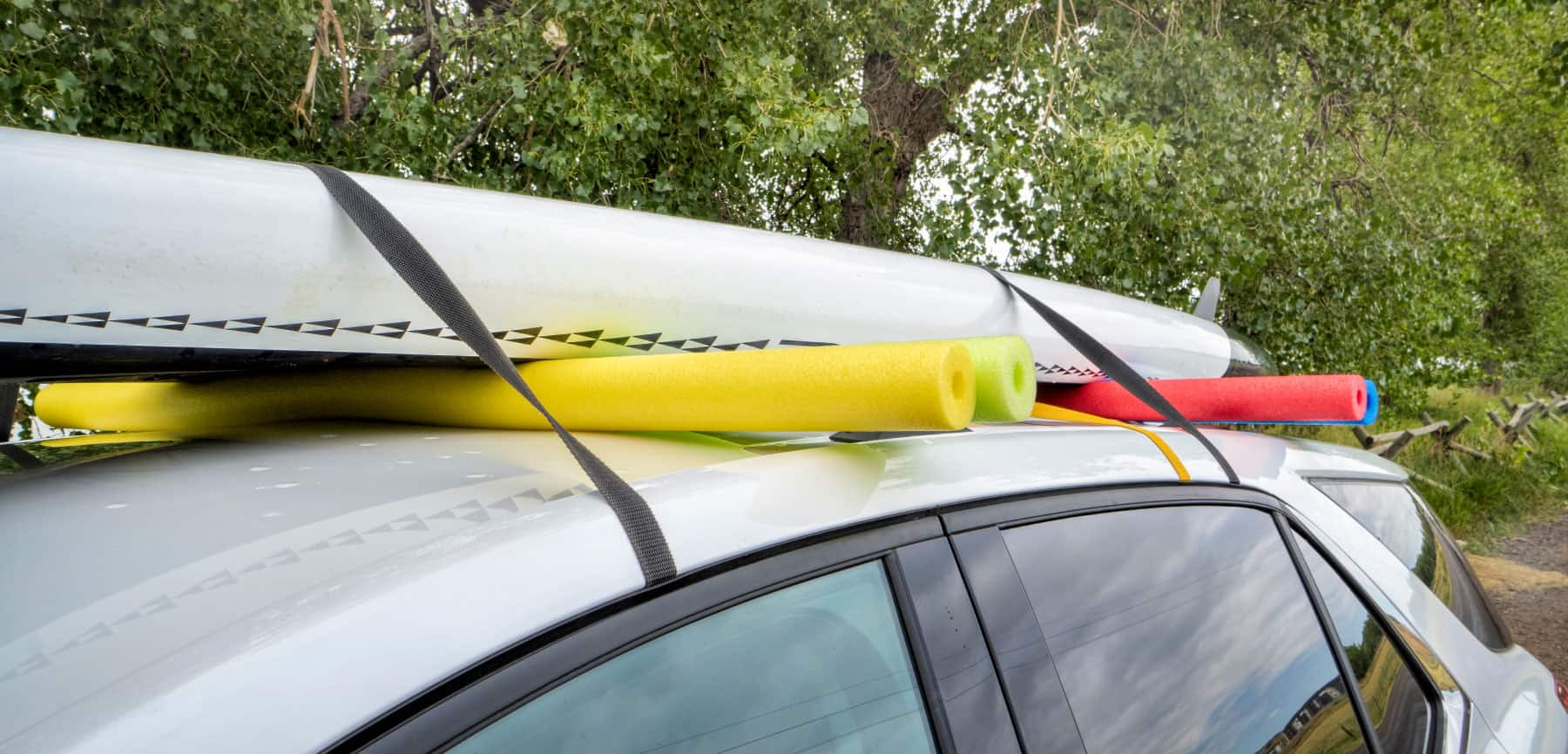 How to Transport a Paddle Board