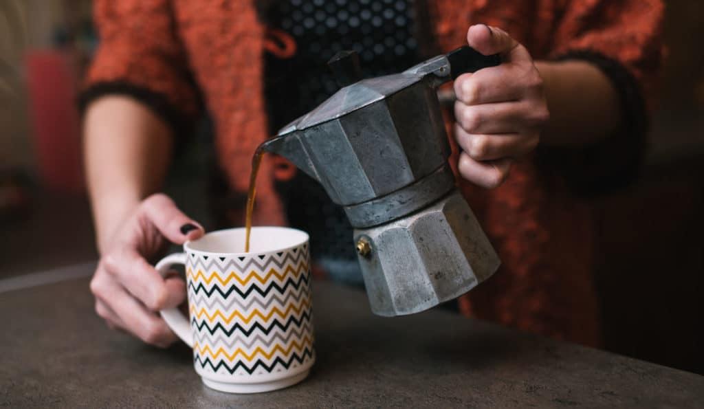 Stovetop Espresso Brewing (Moka Pot)