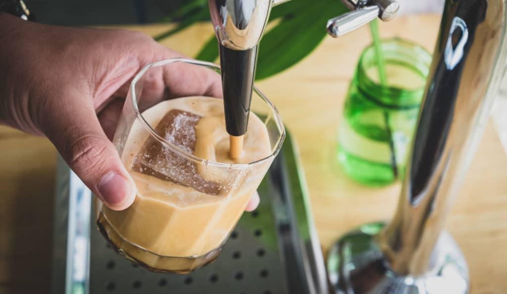 Nitrous Coffee (Nitro Cold Brew)