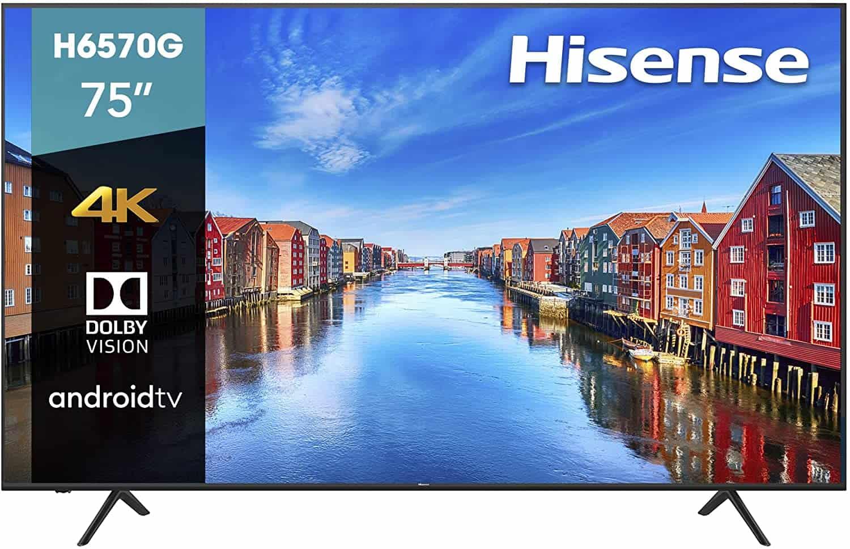hisense 75 inch tv