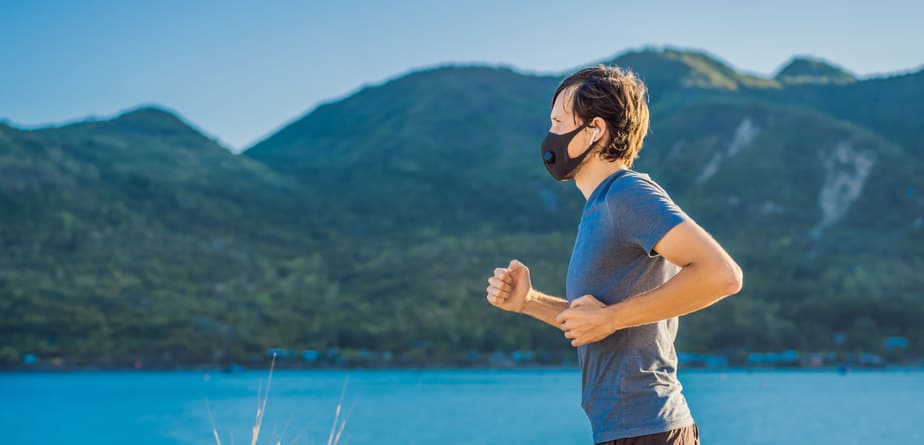 Best face masks for working out (during COVID)