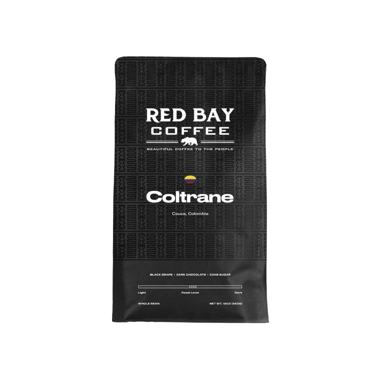 Coltrane by Red Bay Coffee