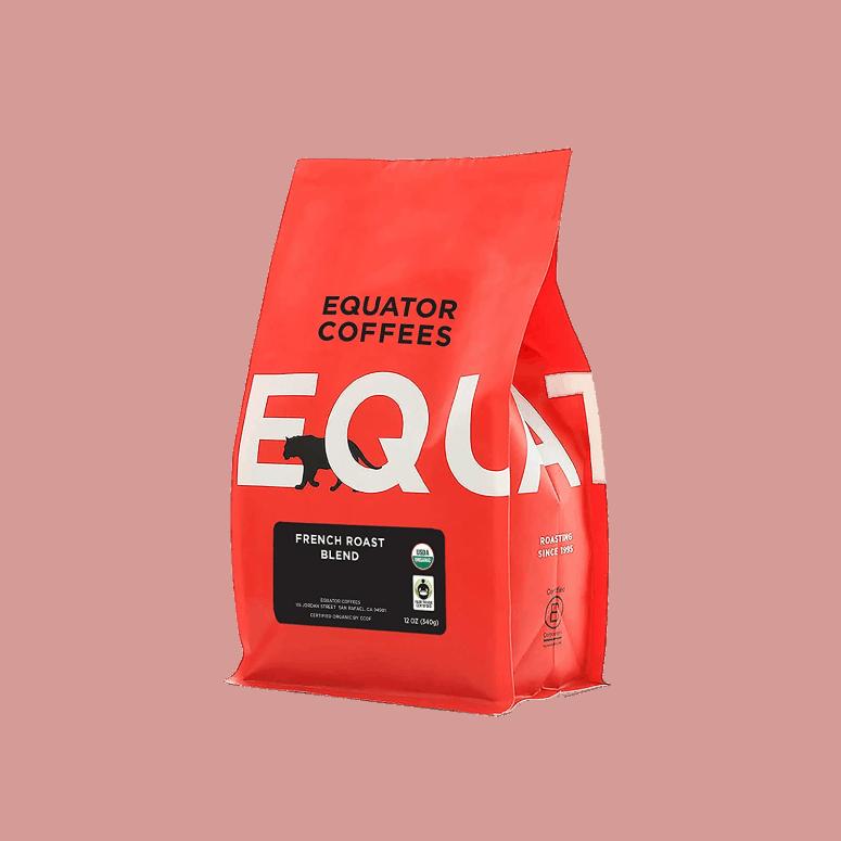 French Roast by Equator Coffees & Teas