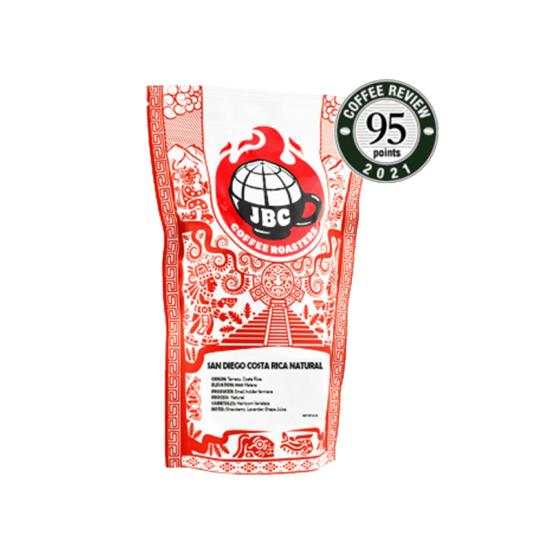 San Diego Costa Rica Natural by JBC Coffee Roasters
