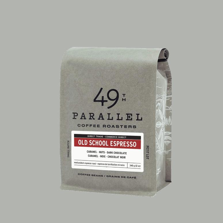 49th Parallel Old School Espresso