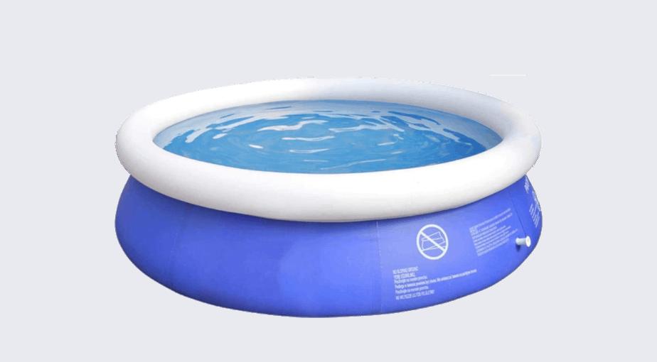 EPROSMIN Inflatable Ground Swimming Pool