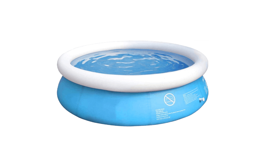 Pugmilia Inflatable Swimming Pools for Kids