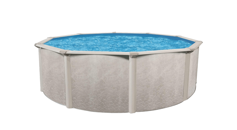 Cornelius Aquarian Phoenix Round Steel Frame Above-Ground Swimming Pool
