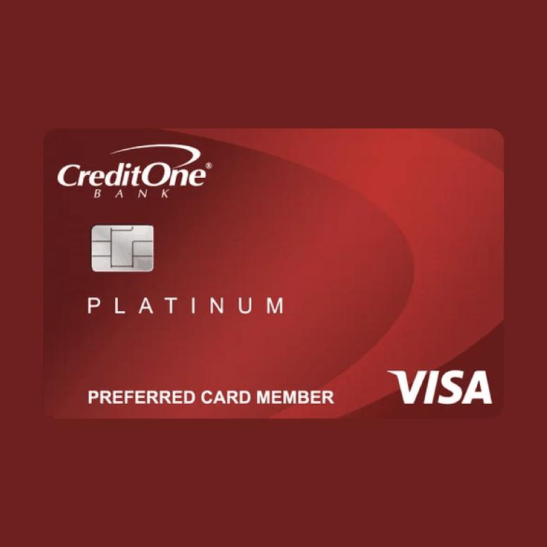 Credit One Bank Platinum Rewards Visa