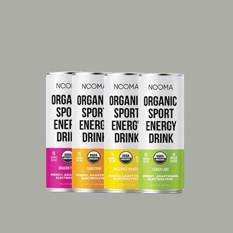 NOOMA Organic Sport Energy Drink