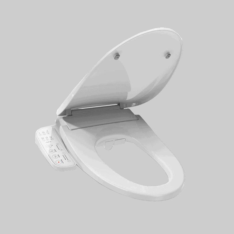 FlexiHome Intelligent Bidet Toilet Seat