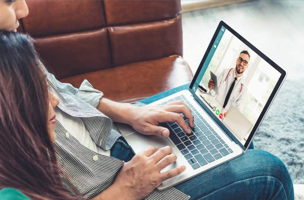 What telehealth provider will I see?