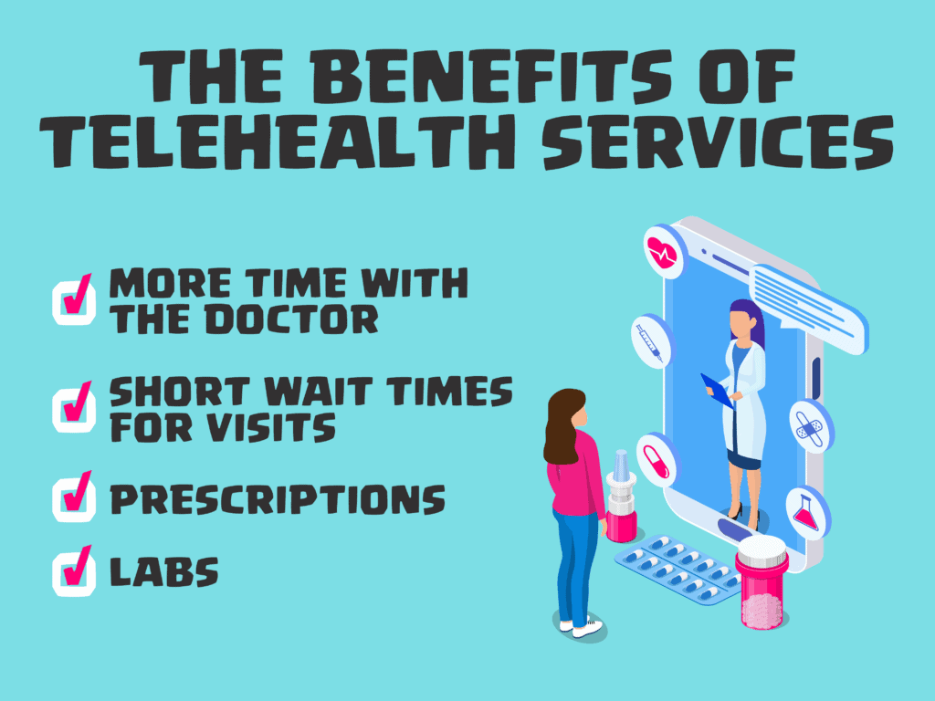 Benefits of Telehealth Services