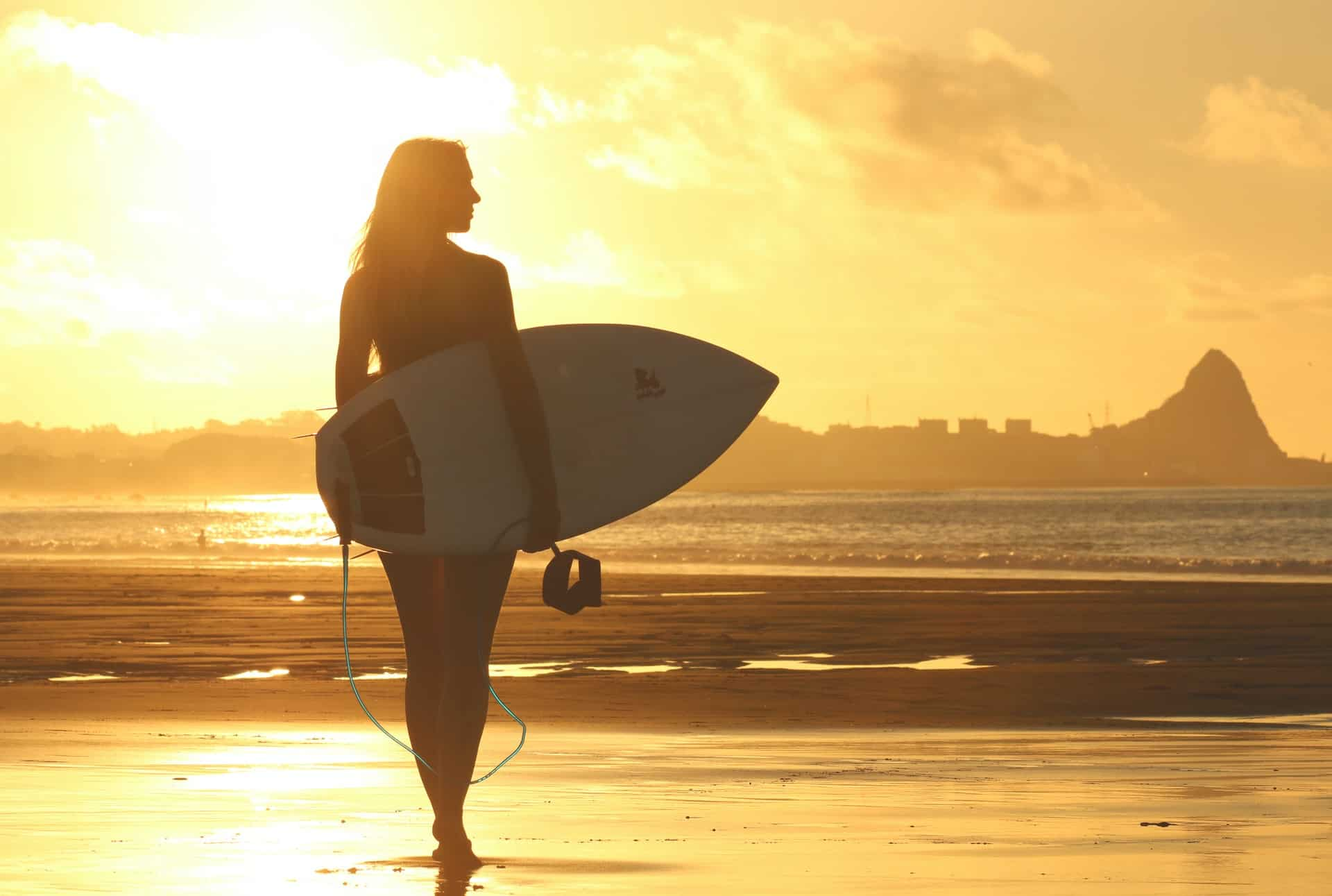 The 25 Best Surfing Beaches in America