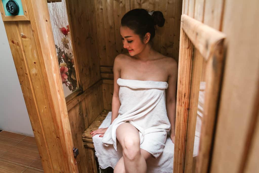 best home infrared saunas