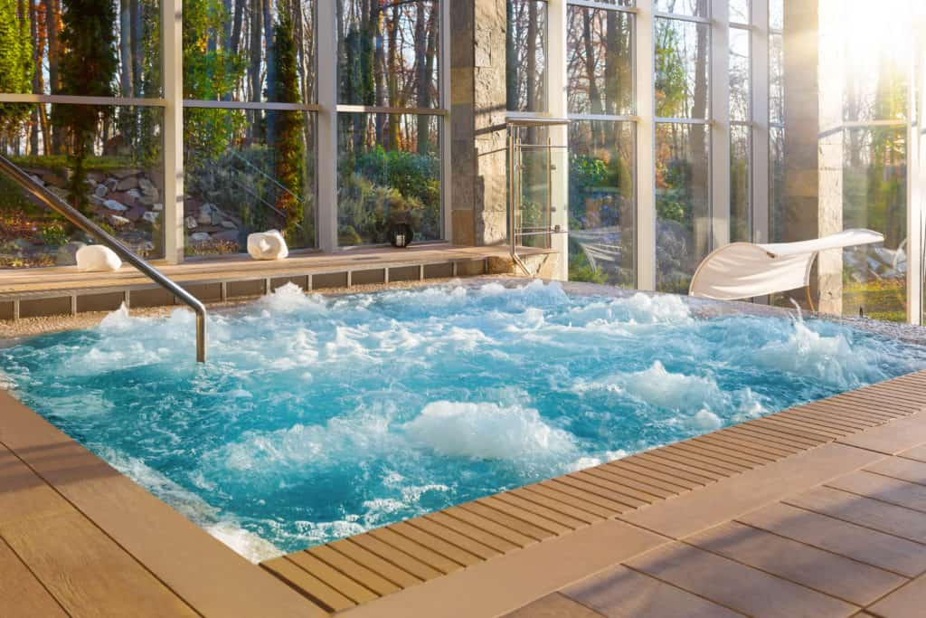 Best home hot tubs