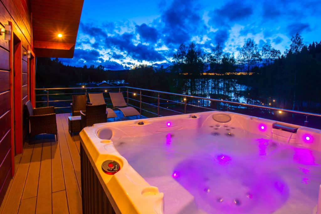 The best home and commercial hot tubs