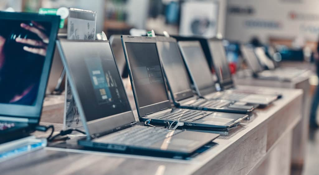 Where to buy a laptop