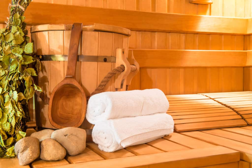 infrared saunas for home use