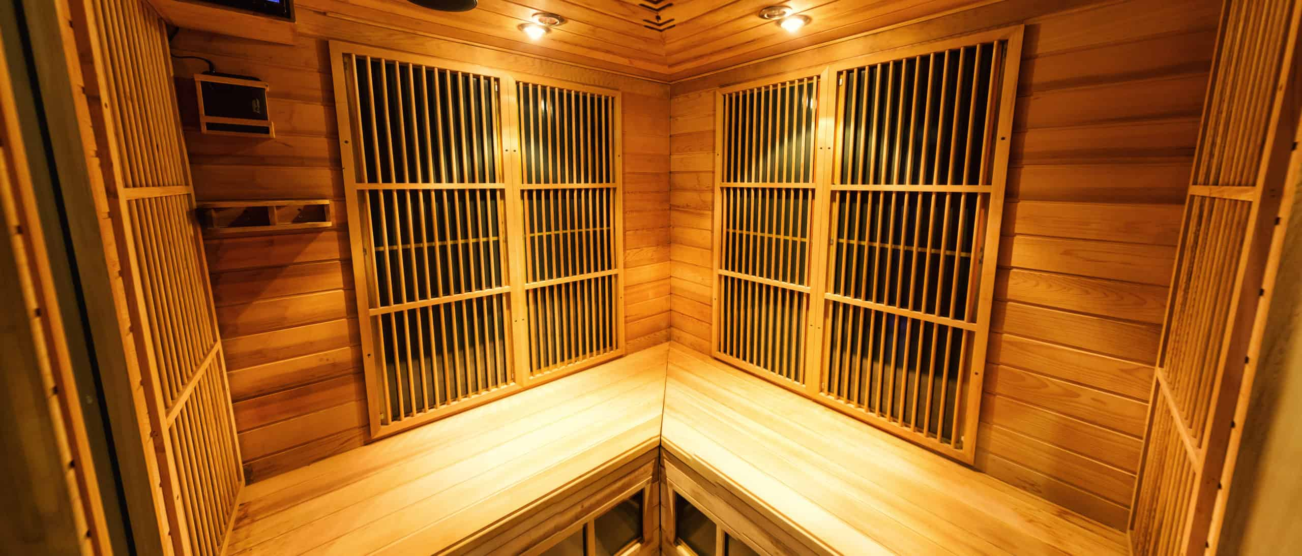 The top 10 home infrared saunas