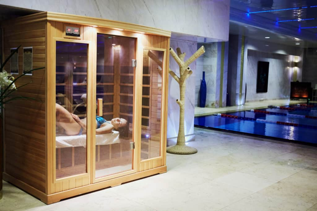 top-rated home infrared saunas