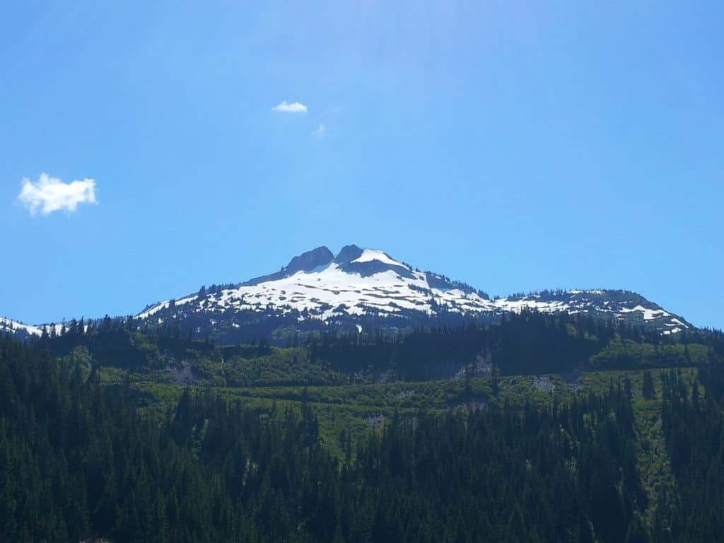 Cascade Mountain Range, Cowiche Canyon Conservancy