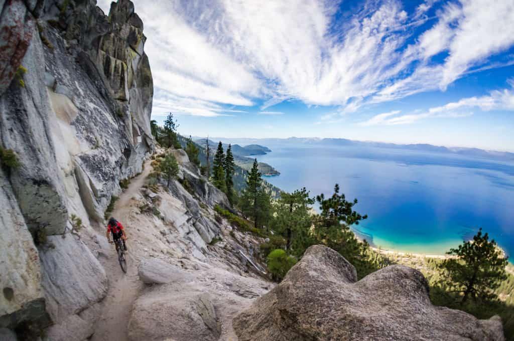 Tahoe Flume Trail
